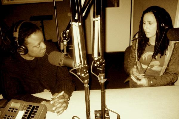 Kristi Lomax interviews The Angel