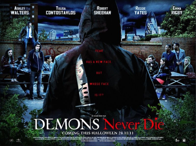 Demons Never Die film poster