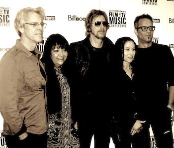 THR Billboard Film TV Music Conference Composer Panel