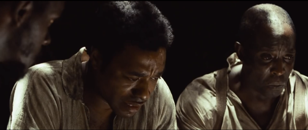 12 Years a Slave - Chiwetel Ejiofor, Michael K WIlliams