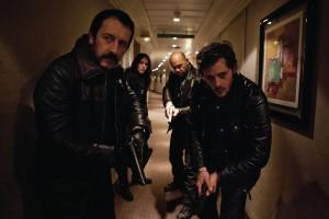 Braquo - Eddy, Theo, Roxane, Walter