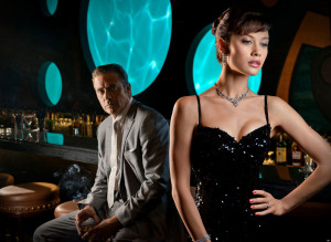 Magic City - Olga Kurylenko, Jeffrey Dean Morgan