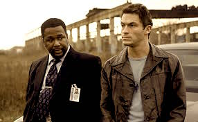 The Wire_Dominic West_Wendell Pierce