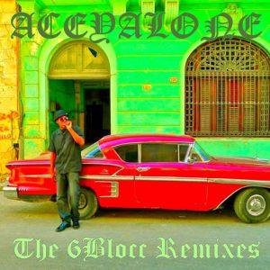Aceyalone - The 6Blocc Remixes Artwork
