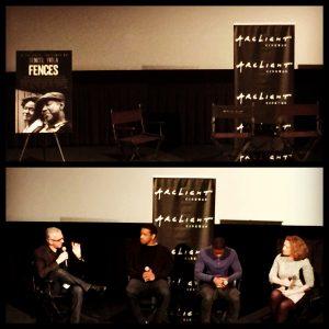 Fences Q&A with Denzel Washington, Jovan Adepo and Constanza Romero