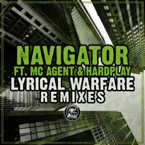 Navigator FT. MC Agent & Hardplay Artwork