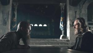 Vikings - Travis Fimmel, Linus Roache
