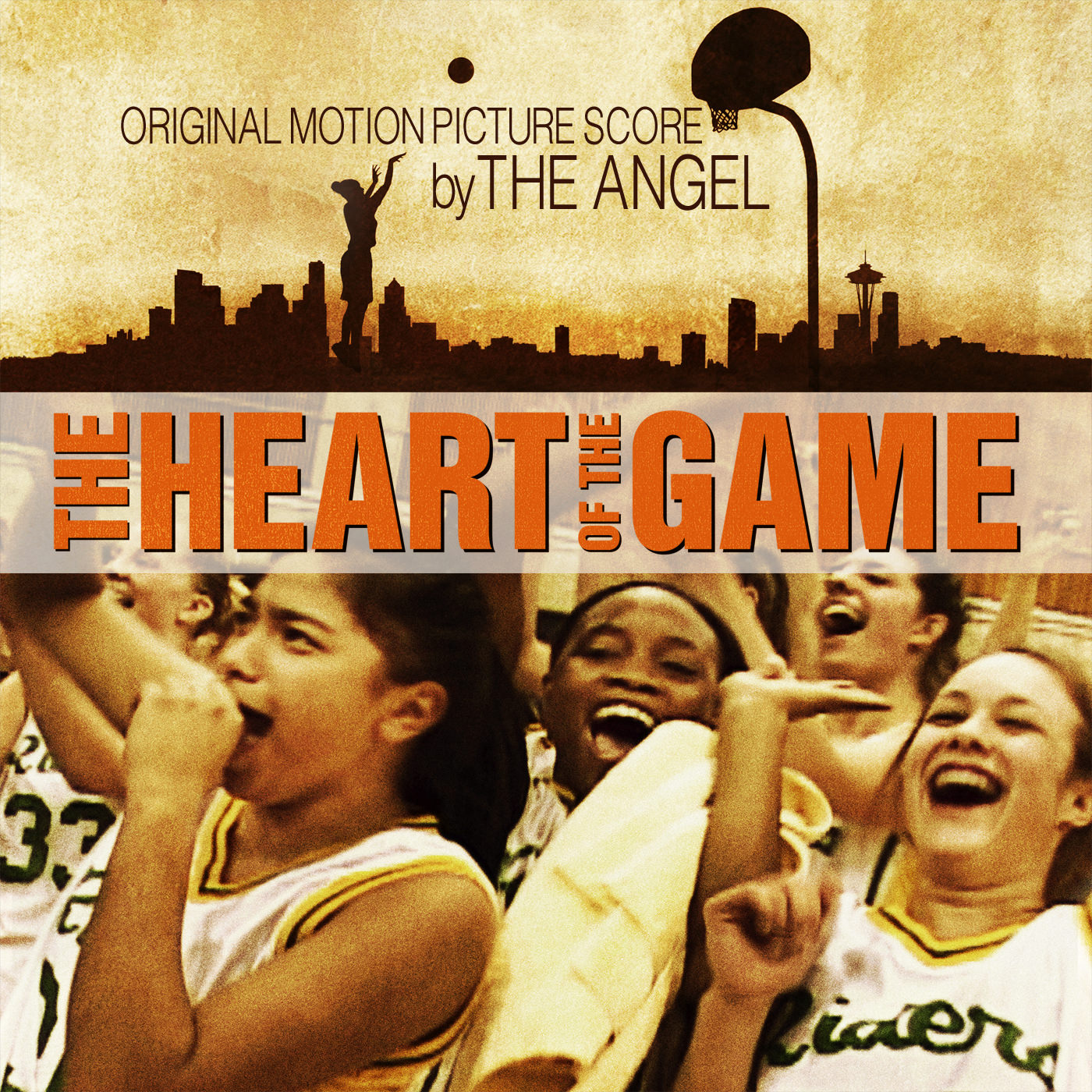 The Angel - The Heart Of The Game (Original Motion Picture Score) - album
