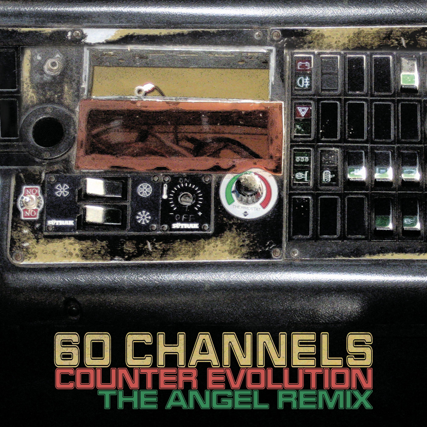 60 Channels ``Counter Evolution (The Angel Remix)``